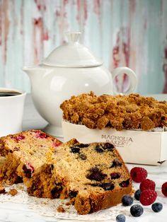 Magnolia Bakery - Berry Crumb Cakes