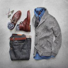 いいね!905件、コメント11件 ― Brick + Mortarさん(@brickmortarseattle)のInstagramアカウント: 「Honored to be featured on another one of @thepacman82's famous outfit grids. Rest easy, more of…」