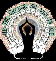 Be the change you wish to see in the world. You can make a difference. #inspiration #spiritual www.monicaloren.com
