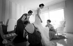 Eric Parey Fotografía de bodas con empatía en Tarragona | Boda Eli y Robert