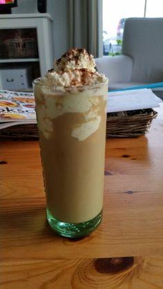 Ok zelfgemaakte ijskoffie