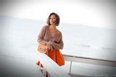 proenza schouler ps11 tiny orange bag on GalantGirl.com