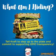 Tell Kraft to step u