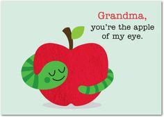 Favorite Fruit - Valentine's Day Cards in Aloe | Kelly Medina Studios