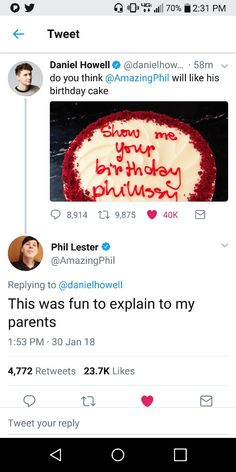 Oh FOR FUCKS SAKE!!!!!!!!! Dans gotten more into making fuel for the shippers and Phil has gotten more into to cursing and innuendos. -Kally