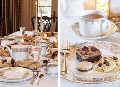 Chocolate Pleasures Tea - Tea Party Magazine