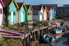 Island of Oleron ~ an island off the Atlantic coast of France