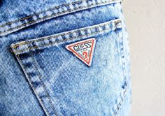 remember the days...With ankle zippers, of course #jeans