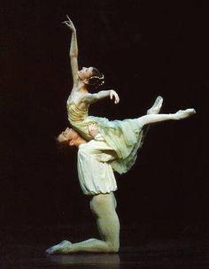 Alina Cojocaru and Johan Kobborg in Romeo and Juliet