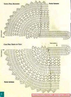 Alfombras   Mi Rincon de Crochet