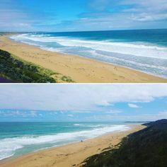Too early for Whales... #logansbeach #warrnambool #australia #australiancoastline #beach #coast #whalewatchingsite by lou_ella_ever_after