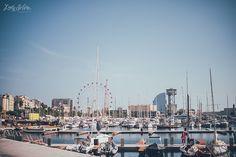 Viernes de Foto: Un paseo por Barcelona y por el Market Lost. Lady Selva Fotografía.  Street photography. Fotografía callejera. Mar. Puerto
