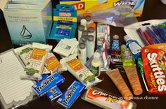 Anatomy of a Blessing Bag  57 ideas/things you can put in a gallon sized zip lock bag to keep in your car and had out to people asking for help/  a hand out on the street