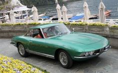 Alfa Romeo 2600 Coupe Speciale – 1963