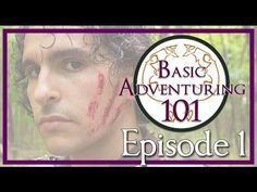 Basic Adventuring 101 Pilot. This is an awesome video portraying not just what it is like to LARP, but how it feels. If you have ever wondered what it was like to LARP, please take a few minutes to watch and share!