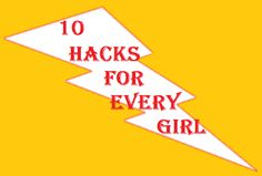 bOmbayMODE: 10 Random Hacks for Every Girl..