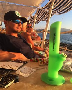 @cafedelmar.ibiza  Blaze YOUR own trail & tag us in you pics and we will repost #piecemakergear.com #piecemaker #BlazeYourOwnTrail #byot #moderntrail #Amsterdam #coffeeshops #Marijuana #cannabis #weed #420 #710 #dabs #sweetamsterdam #Amsterdam #Dortmund #Koln #Copenhagen #Billund #Lego #London #lisbon #Ibiza #intertabac #londontattooconvention #barcelona #instaweed #budtender #iamsterdam