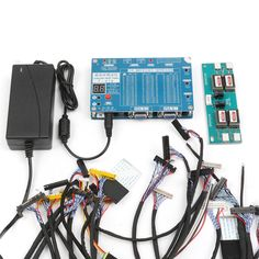 LCD LED Panel Tester for TV Laptop Computer Repair Support 7inch-84inch LVDS Screen
