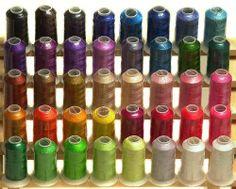 40 Large Spools 1100 Yards Each Embroidery Machine Thread by Radiant Threads, http://www.amazon.co.uk/dp/B00508I82O/ref=cm_sw_r_pi_dp_-Bz7sb1THRHGC