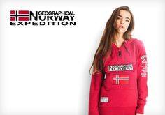 Geographical Norway mujer