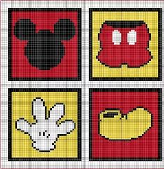 1 Million+ Stunning Free Images To Use A - Diy Crafts Disney Cross Stitch Patterns, Cross Stitch Borders, Cross Stitch Baby, Modern Cross Stitch, Cross Stitching, Cross Stitch Geometric, Graph Crochet, Pixel Crochet, Disney Stitch