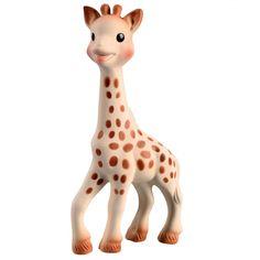 Sophie the Giraffe.. dinner for babies