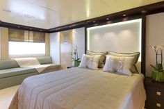 Our extensive list of yachts for charter aims