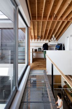Exterior Design, Interior And Exterior, Glass House Design, Architectural Engineering, Loft, Container Design, Glass Floor, Building A House, Interior Decorating