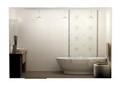 Innostavia kph-ideoita maailmalta, kylpyhuonesuunnitelma K-rauta Latvia (huom. tuotevalikoima vaihtelee maittain). A bathroom design from K-rauta Latvia. Please note that the sortiment varies from country to country.