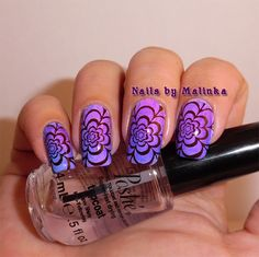 Nails by Malinka: Big SdP-B2