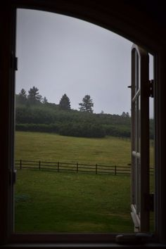 bri-sarcelle:  July 31st, 2015- Moment 212 - July has been very grey and rainy, but calming.To see January's window view, click here.MarchMay