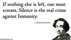 Nadezhda Mandelstam (Hope Against Hope)