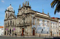 Igreja do Carmo, #Porto | #Portugal | #holidays
