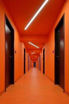 Orange color how use it in interior decoration Rainbow Aesthetic, Orange Aesthetic, Aesthetic Colors, Wallpaper Tumblrs, Orange Outfits, Home Design, Web Design, Design Art, Orange Wallpaper
