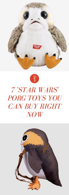 Christmas gift ideas for the person in your life who's deeply obsessed with Star Wars: The Last Jedi and porgs.