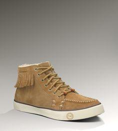 Ugg sneakers.