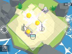 Laserix: Puzzle Islands — отличная головоломка с лазерами и зеркалами Island, Block Island, Islands