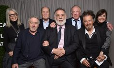 THE GODFATHER is widely regarded as one of the greatest and most influential films in Hollywood history. Director Francis Ford Coppola and members of his cast, including Al Pacino, Robert Duvall, Diane Keaton, Talia Shire and James Caan, and Robert De Niro, gathered for the film's 45th anniversary (April 29, 2017).