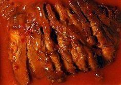 Door de karbonades voor te koken en daarna te frituren krijg je de typische structuur en smaak zoals bij de Chinees. Je kunt in plaats van karbonades...