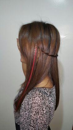 saç örgüsü