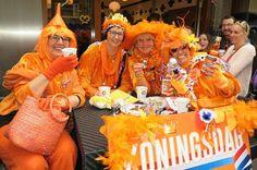 Koningsdag 2015 Amsterdam