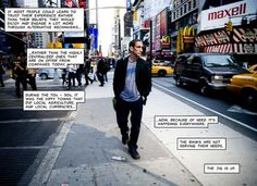 Shareable: Awesome Doug Rushkoff Photo Comic
