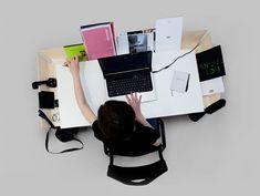 writing desk' by inesa malafej