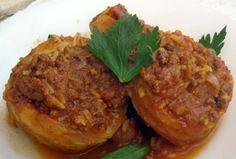 Moroccan Beef Stuffed Artichokes | Joy of Kosher