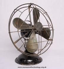 electric fan 1940s - Google Search