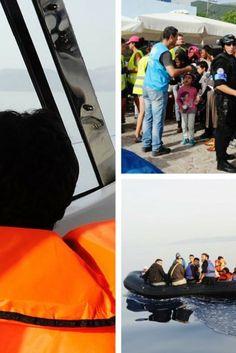 Flüchtlingskrise: Die Geschichte einer glücklichen Rettung auf dem Mittelmeer
