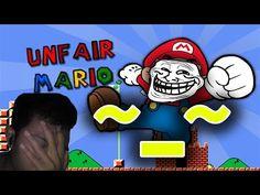 "Rehan's Play : Unfair Mario | ""Ga mau coba lagi deh"""