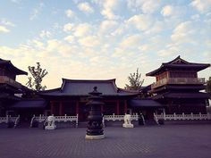 香积寺 by EndlessJune, via Flickr