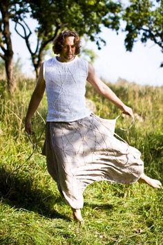 Mens pants  Mens clothing  Comfortable mens by Aistefashion