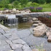 Water Features | Vermont Landscaping Design, Installation & Maintenance | Landshapes
